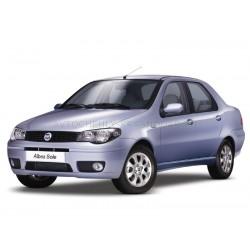 Авточехлы Автопилот для Fiat Albea в Сочи