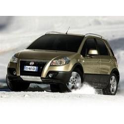 Авточехлы Автопилот для Fiat Sedici в Сочи