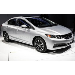 Авточехлы Автопилот для Honda Civic 9 в Сочи