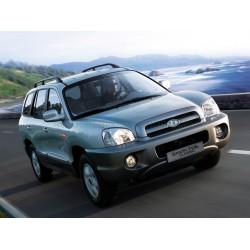 Авточехлы BM для Hyundai Santa Fe classic (Тагаз) в Сочи