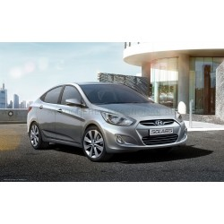 Авточехлы Автопилот для Hyundai Solaris Sedan в Сочи