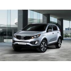 Авточехлы Автопилот для Kia Sportage 3 New в Сочи