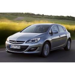 Авточехлы Автопилот для Opel Astra J в Сочи