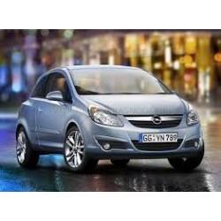 Авточехлы BM для Opel Corsa D в Сочи