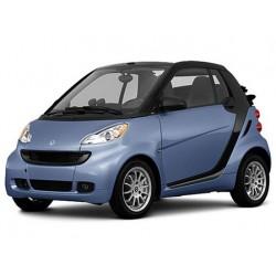 Авточехлы Автопилот для Smart Fortwo 2 в Сочи