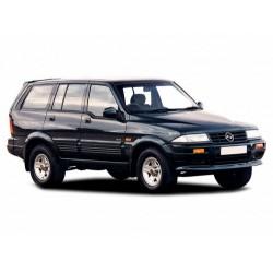 Авточехлы Автопилот для SsangYong Musso в Сочи