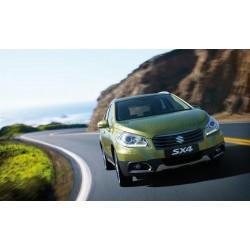 Авточехлы BM для Suzuki SX4 - 2 (с 2014) в Сочи