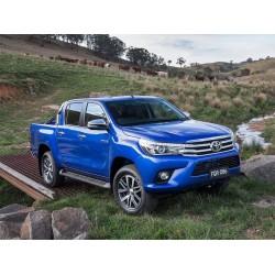 Авточехлы Автопилот для Toyota Hilux 8 в Сочи