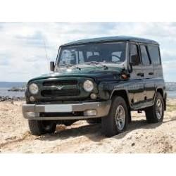 Авточехлы Автопилот для УАЗ Хантер в Сочи